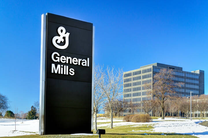 General Mills headquarters, Golden Valley  <a href=http://www.shutterstock.com/gallery-931246p1.html?cr=00&pl=edit-00>Ken Wolter</a> / <a href=http://www.shutterstock.com/editorial?cr=00&pl=edit-00>Shutterstock.com</a>