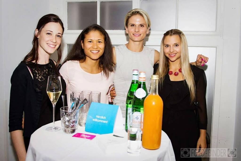 Tristyle Vier : Carina Stepanek, Annabelle-Mary Konczer, Elisabeth Niedereder, Petra Lebersorger (20.09.2015)