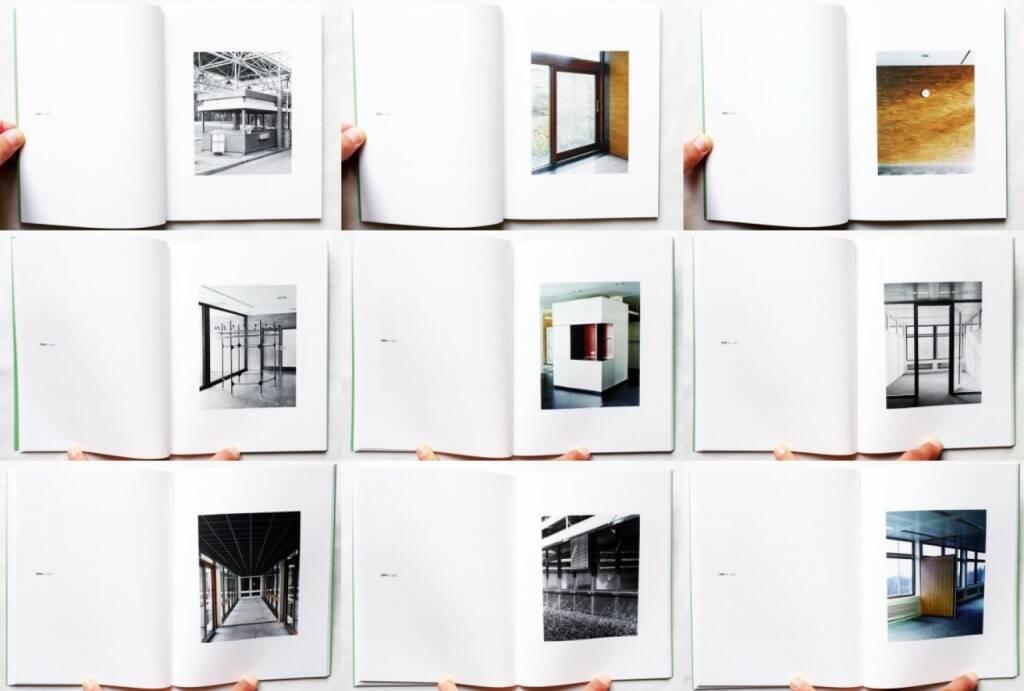 Andreas Gehrke - IBM Campus 1972–2009, Stuttgart-Vaihingen, Drittel Books 2013, Beispielseiten, sample spreads - http://josefchladek.com/book/andreas_gehrke_-_ibm_campus_19722009_stuttgart-vaihingen, © (c) josefchladek.com (22.09.2015)