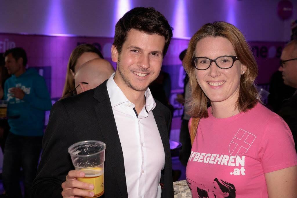 Aufbehren.at Susanne Leiter Neos (25.09.2015)