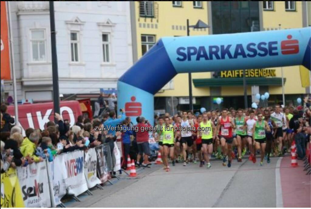 Österreichische Meisterschaft 10km Straßenlauf, © Wilhelm Lilge (28.09.2015)