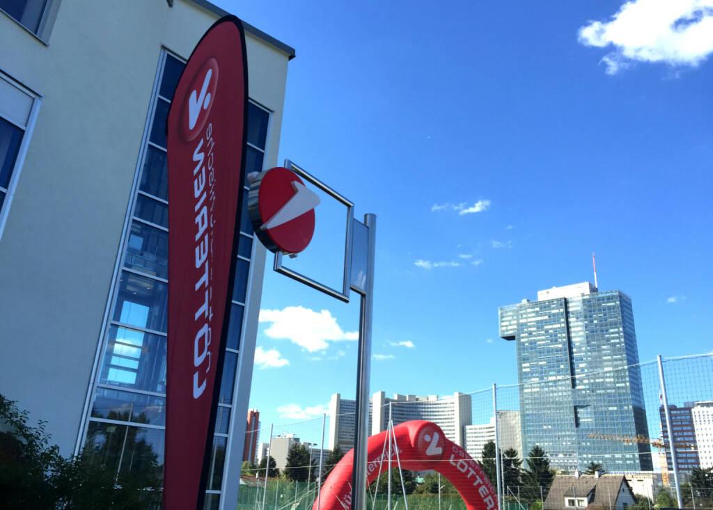 Lotterien, UniCredit, Sporthilfe (29.09.2015)