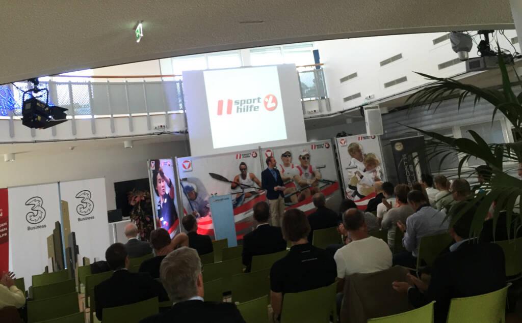 Sporthilfe SBC im UniCredit Center (29.09.2015)