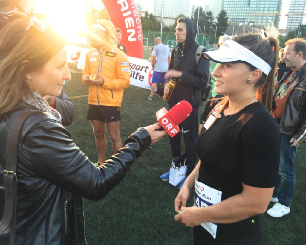 ORF-Interview mit Ana Roxana Lehaci (29.09.2015)