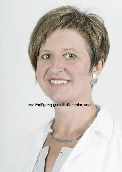 Elisabeth Zwettler : Neue Ärztliche Direktorin im Hanusch-Krankenhaus ab 1. Oktober 2015 : Fotocredit: WGKK