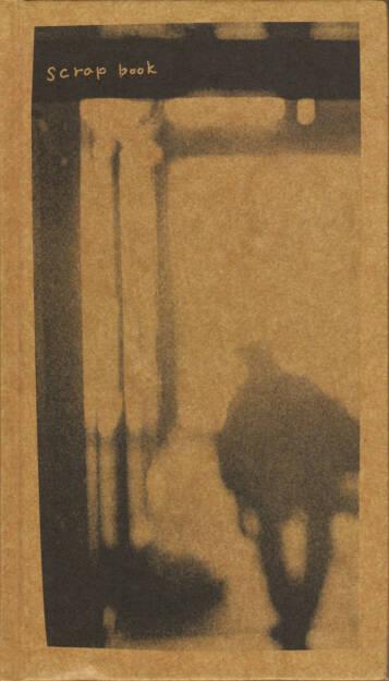 Hajime Kimura - Scrap Book, Kettler Verlag 2015, Cover - http://josefchladek.com/book/hajime_kimura_-_scrap_book, © (c) josefchladek.com (30.09.2015)