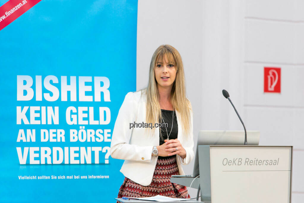 Nina Bergmann (finanzen.at/Springer), © photaq/Martina Draper (01.10.2015)