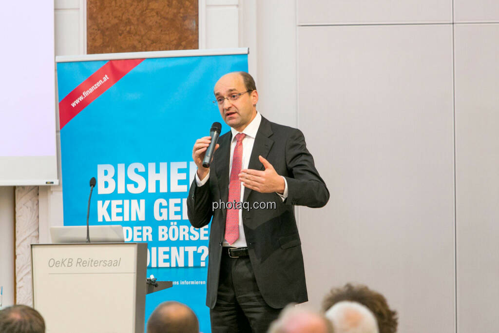 Ernst Huber (Hello bank!), © photaq/Martina Draper (01.10.2015)