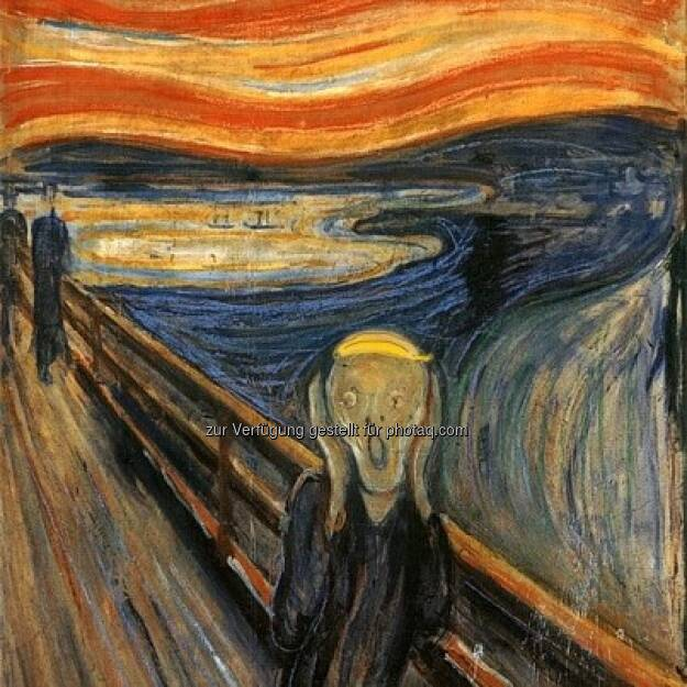 Edvard Munch`s The Banana Scream https://www.facebook.com/bananingofficial (22.03.2013)