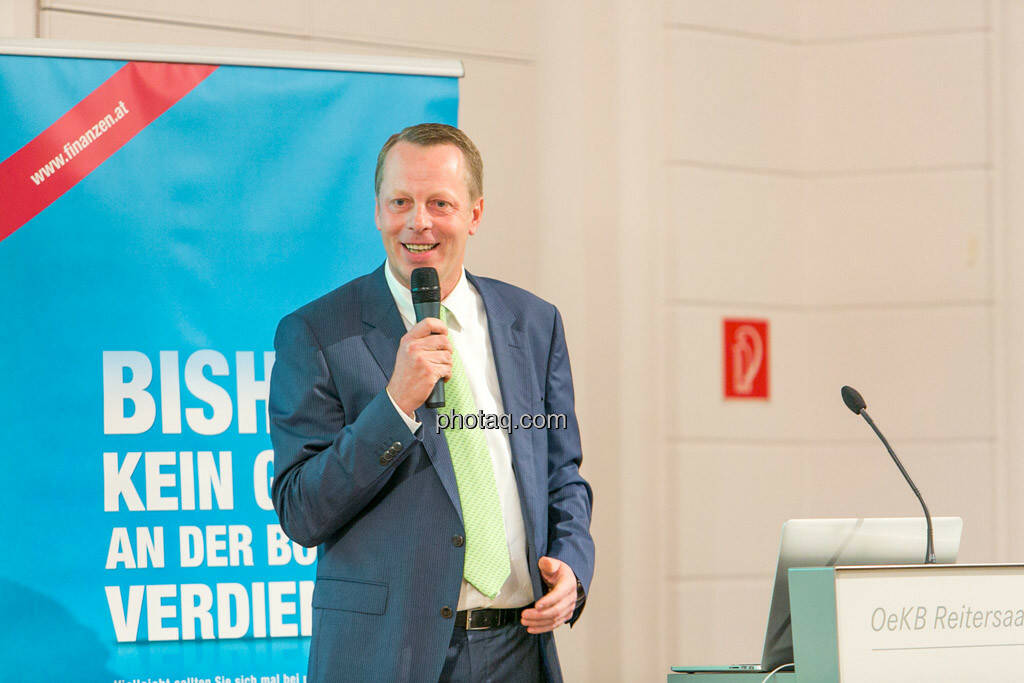 Friedrich Wachernig (S Immo), © photaq/Martina Draper (01.10.2015)