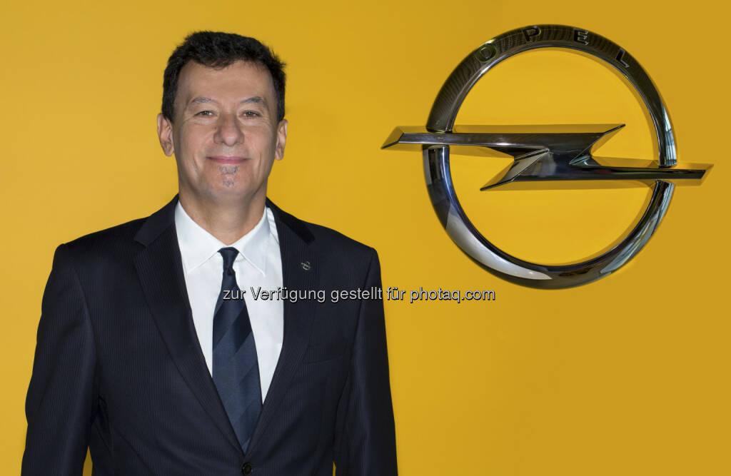Tamás Solt : Neuer Generaldirektor bei Opel Wien : Fotocredit: Opel Wien GmbH, © Aussendung (01.10.2015)