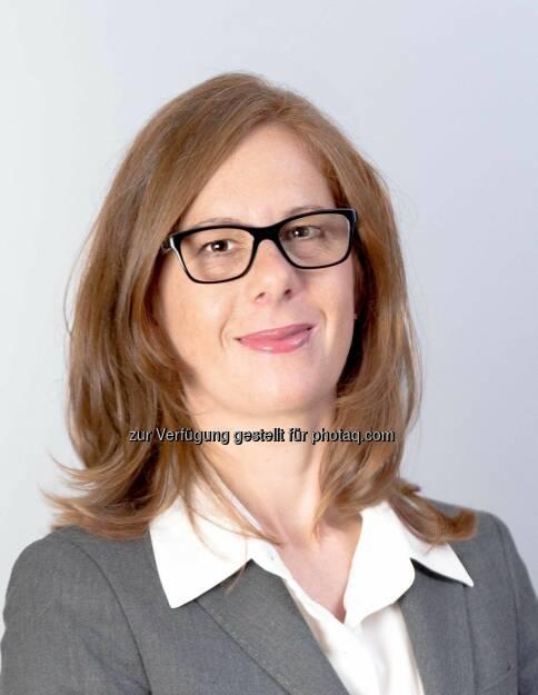 Daniela Sisa übernimmt per 1. Oktober die Leitung der Unternehmenskommunikation der Zürich Versicherungs-Aktiengesellschaft : © Zürich Versicherungs-Aktiengesellschaft, © Aussendung (01.10.2015)