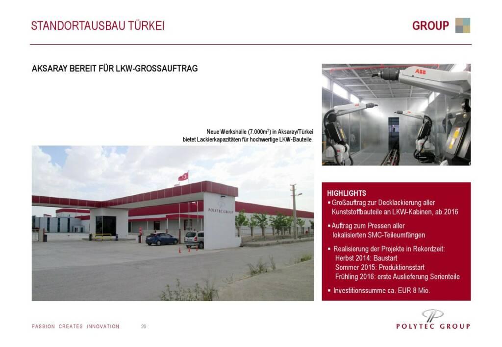Polytec Türkei (01.10.2015)
