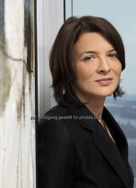 Elke Napokoj, bpv: Neu in den Aufsichtsrat von Sanochemia gewählt (c) bpv (22.03.2013)