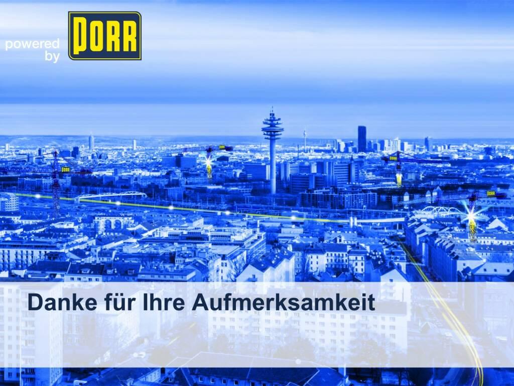 Porr Danke (01.10.2015)