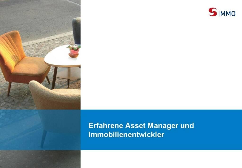 S Immo Erfahrene Asset Manager (01.10.2015)