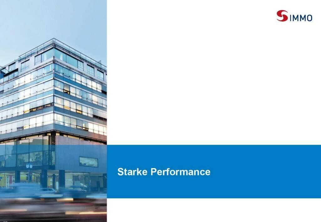 S Immo Starke Performance (01.10.2015)