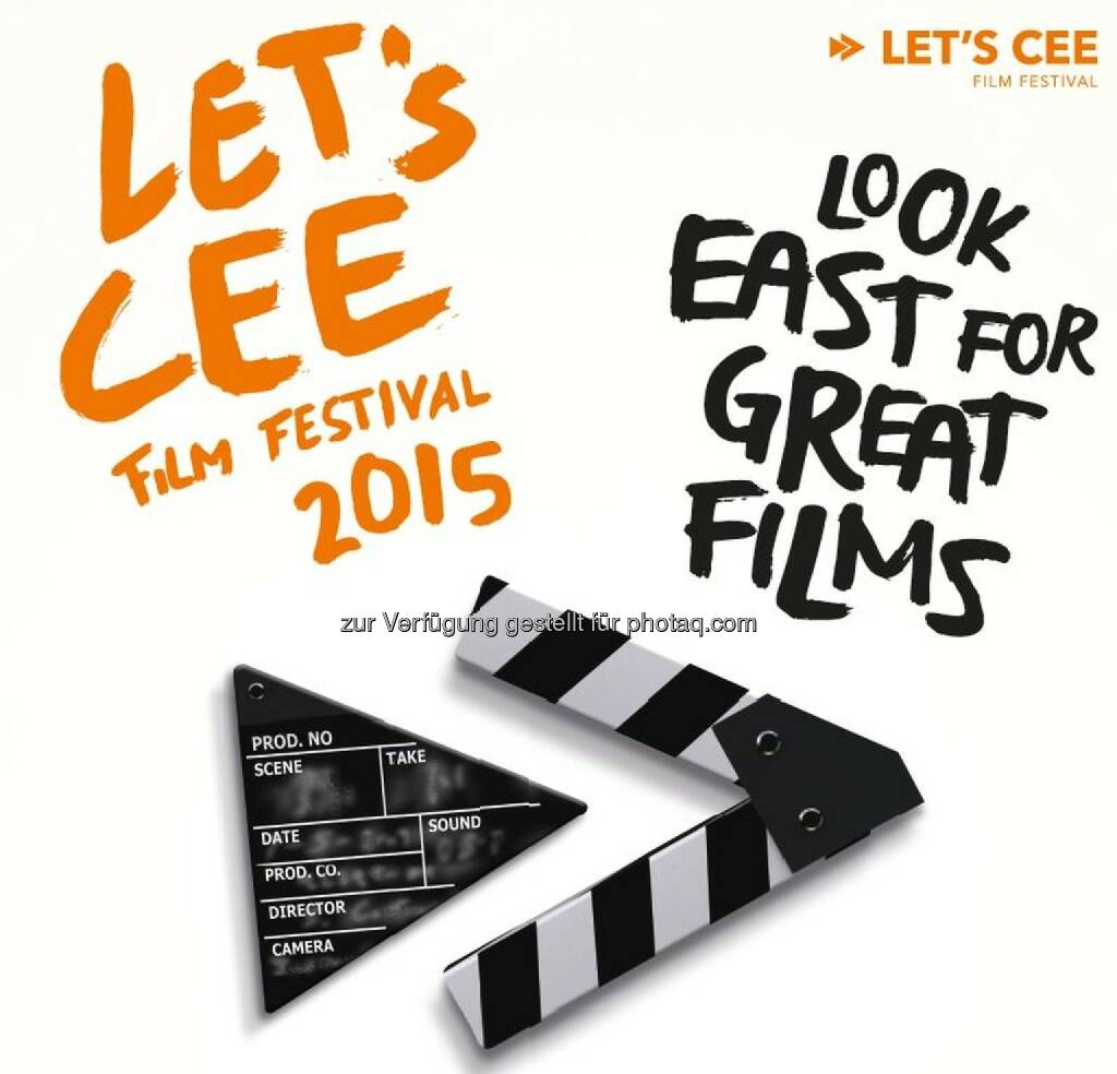 Ceenema at its best - das Let's Cee Film Festival startet in Wien : 11 Tage, 118 Filme, über 130 ausländische Gäste und 182 Screenings : Fotocredit: Paulina & Thomas Photography, © Aussendung (01.10.2015)