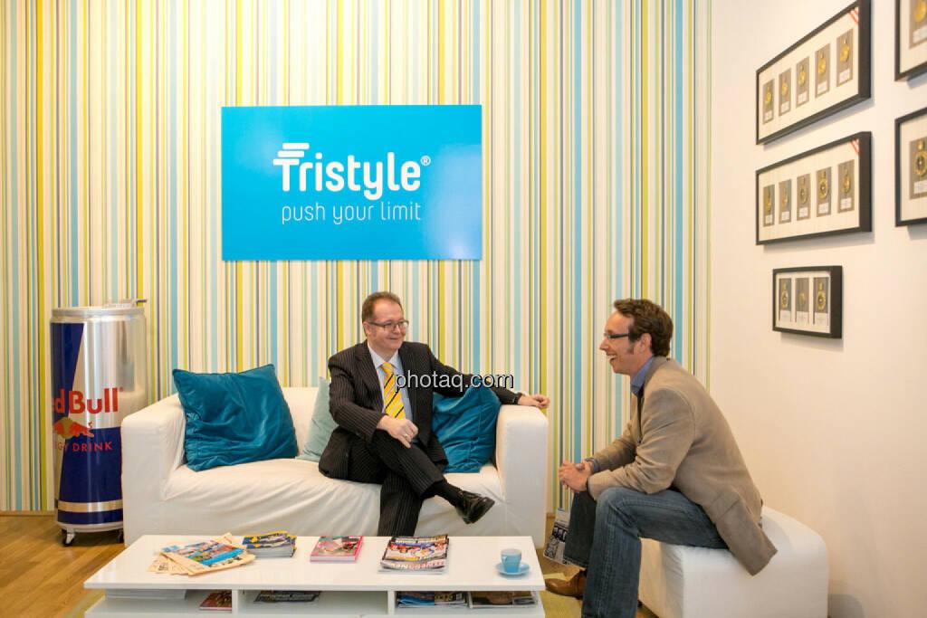 Gregor Rosinger (Rosinger Group), Daniel Koinegg, © Martina Draper/photaq (01.10.2015)