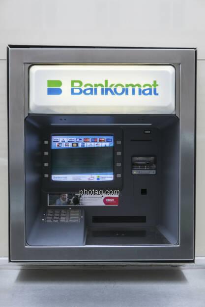 Bankomat, © Martina Draper (21.02.2013)
