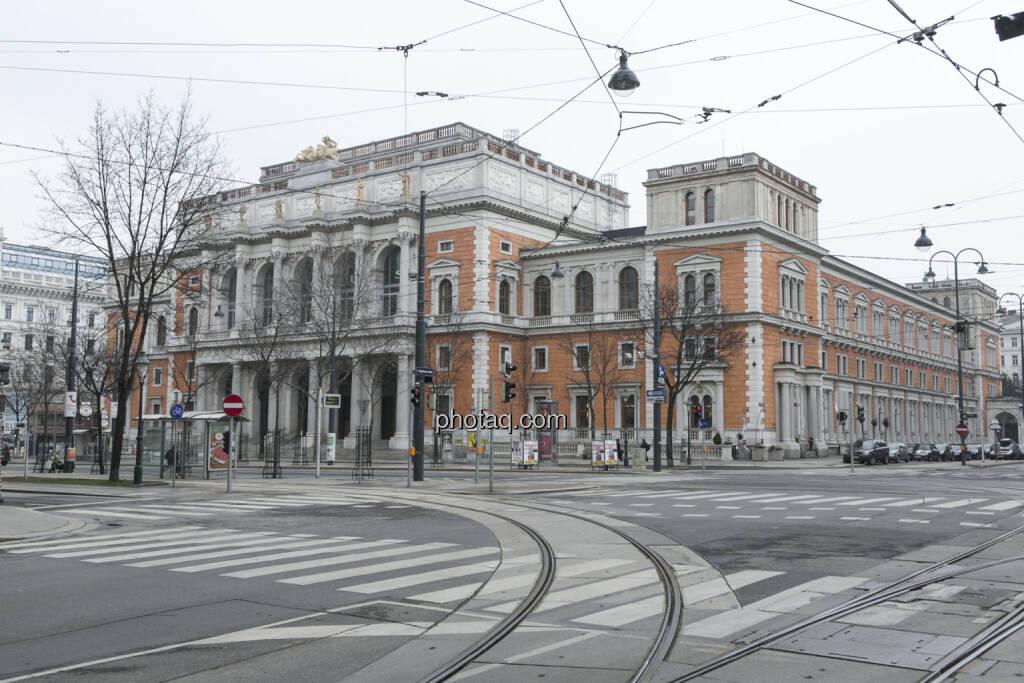 Wiener Börse Ringstrasse, © Martina Draper (21.02.2013)