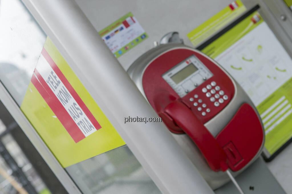 Telekom Austria, Telefon, © Martina Draper (21.02.2013)
