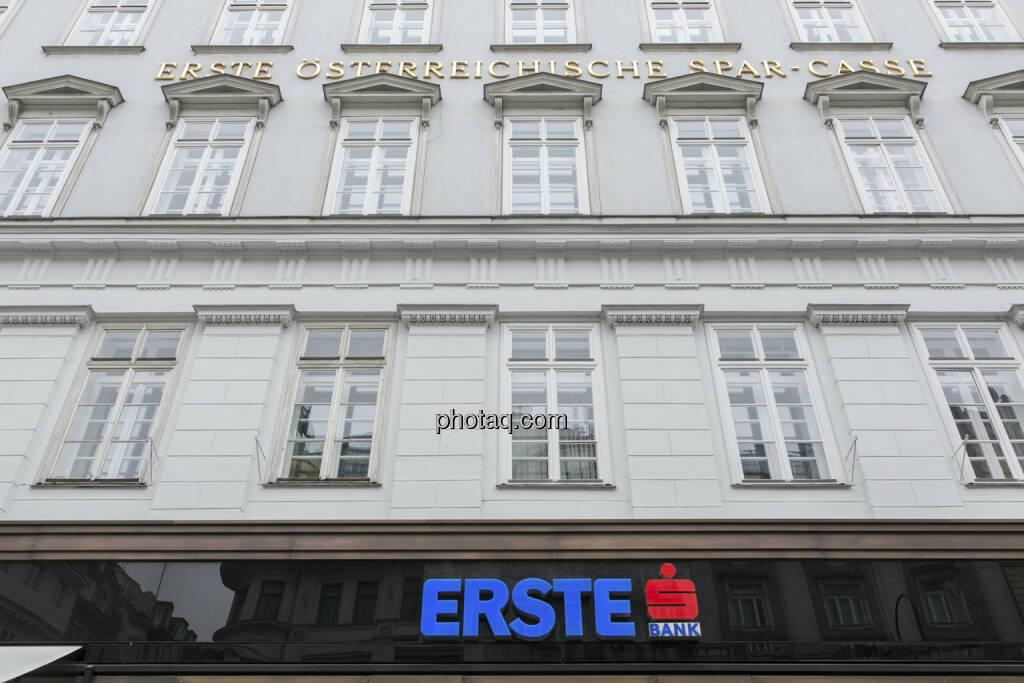Erste Group, Erste Bank, Graben 21, © Martina Draper (21.02.2013)