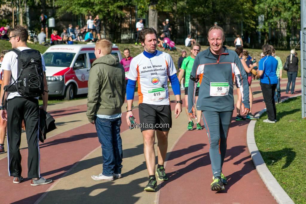 5k Runplugged Opening, © Martina Draper/photaq (04.10.2015)