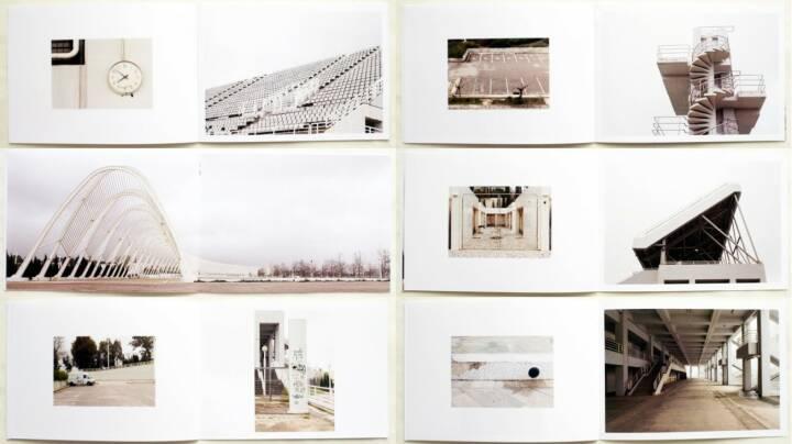 Rik Moran - Once Were Olympians, Flâneurism 2015, Beispielseiten, sample spreads - http://josefchladek.com/book/rik_moran_-_once_were_olympians