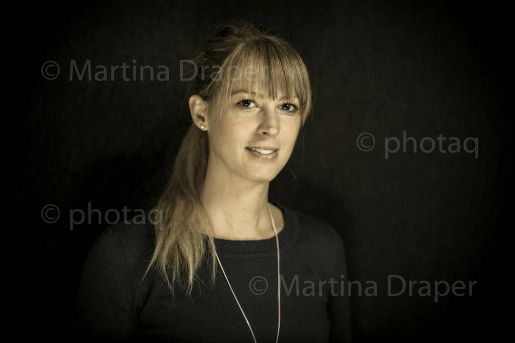 Nina Bergmann (finanzen.at/Springer) #photaqseries http://photaq.com/series, © Martina Draper/photaq (05.10.2015)