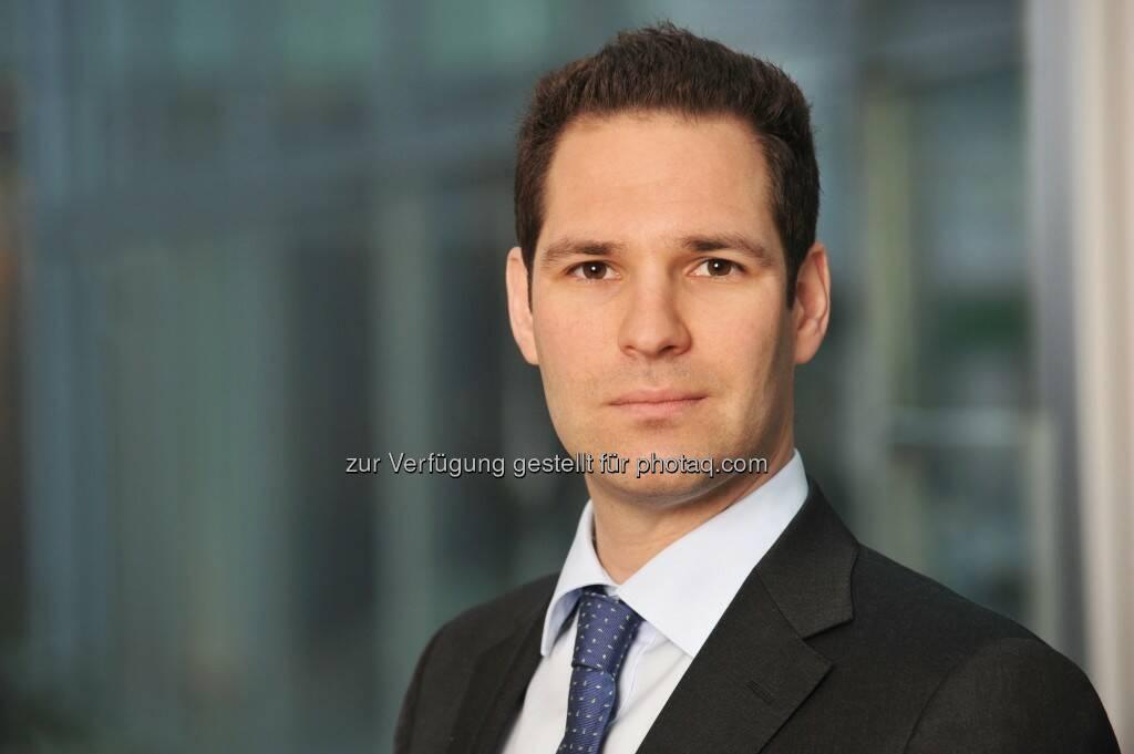 Ulrich Heuberger : Neu Vertriebsleiter für den Wholesale-Bereich bei Schroder Investment Management GmbH : © Schroder Investment Management , © Aussendung (05.10.2015)