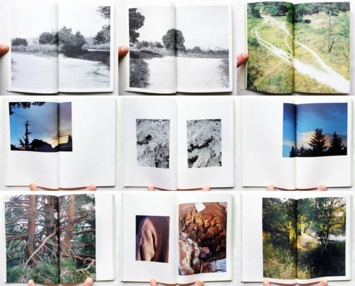 Raúl Hernández - Riverbed, BlackMountain Books 2015, Beispielseiten, sample spreads - http://josefchladek.com/book/raul_hernandez_-_riverbed