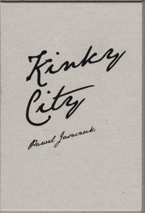 Paweł Jaszczuk - Kinky City, dienacht/Leica Gallery Vienna 2015, Cover - http://josefchladek.com/book/paweł_jaszczuk_-_kinky_city