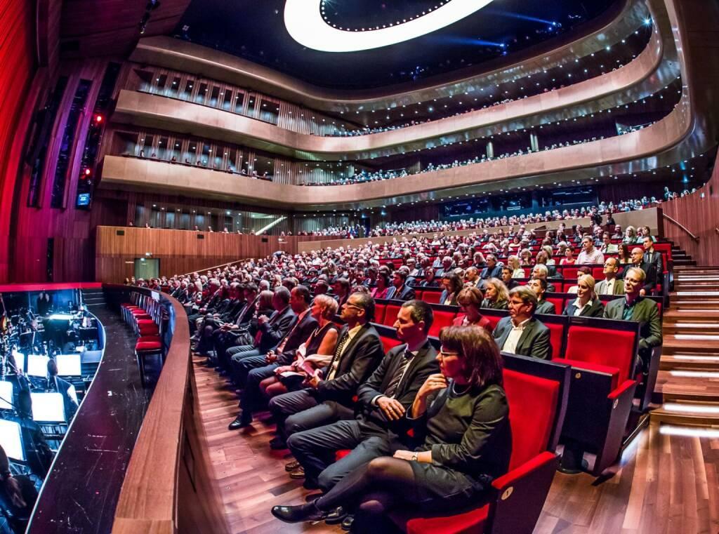Saal Publikum voestalpine, © voestalpine (08.10.2015)
