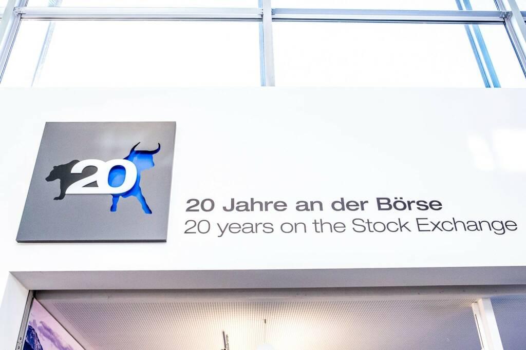 20 Jahre voestalpine an der Börse, © voestalpine (08.10.2015)