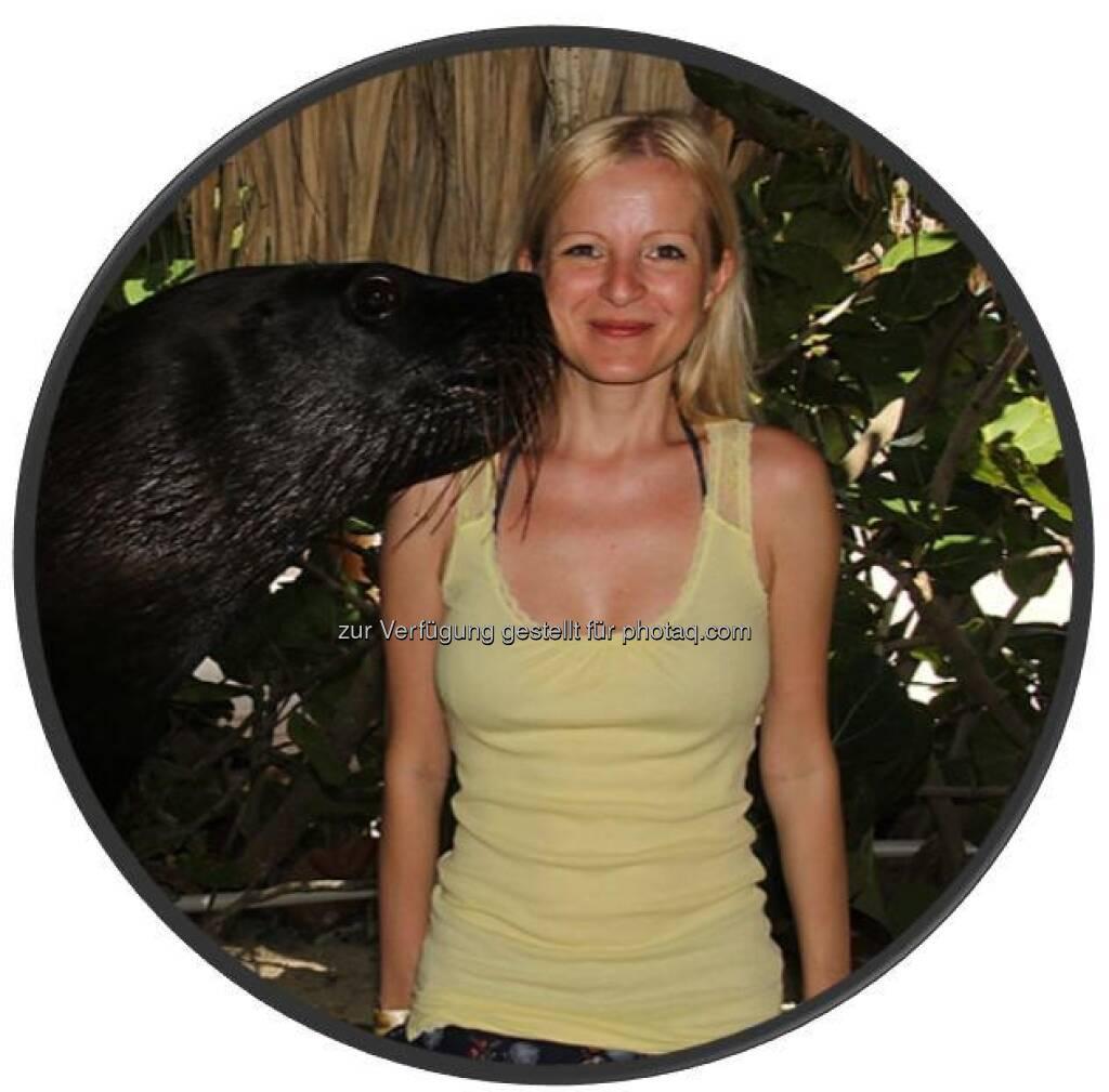 Kathrin Polster:  Die Muse küsst den Schreiberling  in vielerlei Gestalt (ist ein Seehund aus der Karibik, odeur Fisch, sympathischer Kerl) - Frühling (23.03.2013)