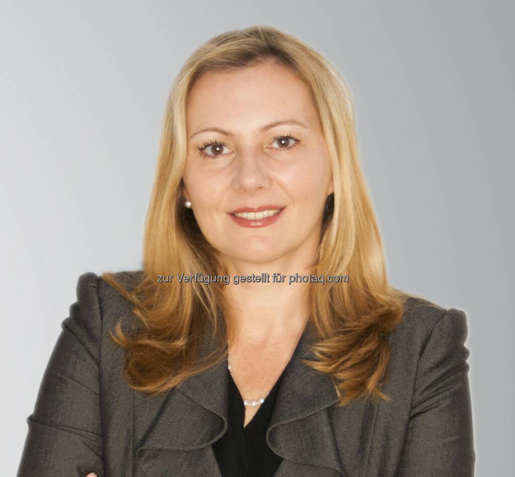Angelika Delen (Institutional Sales Manager) : Bawag P.S.K Invest baut Vertriebsteam aus : seit 1. Oktober 2015 verstärkt Angelika Delen das Vertriebsteam : © Bawag P.S.K Invest, © Aussendung (08.10.2015)