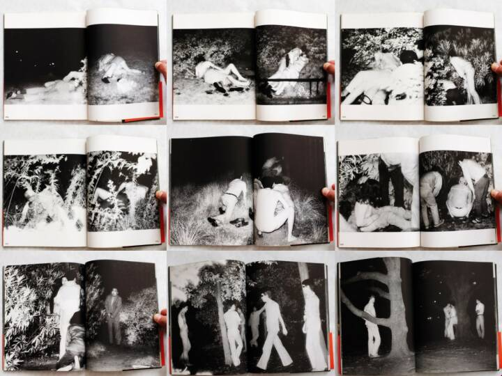 Kohei Yoshiyuki - Document Kouen / Document Park, Seven Sha 1980, Beispielseiten, sample spreads - http://josefchladek.com/book/kohei_yoshiyuki_-_document_kouen_document_park