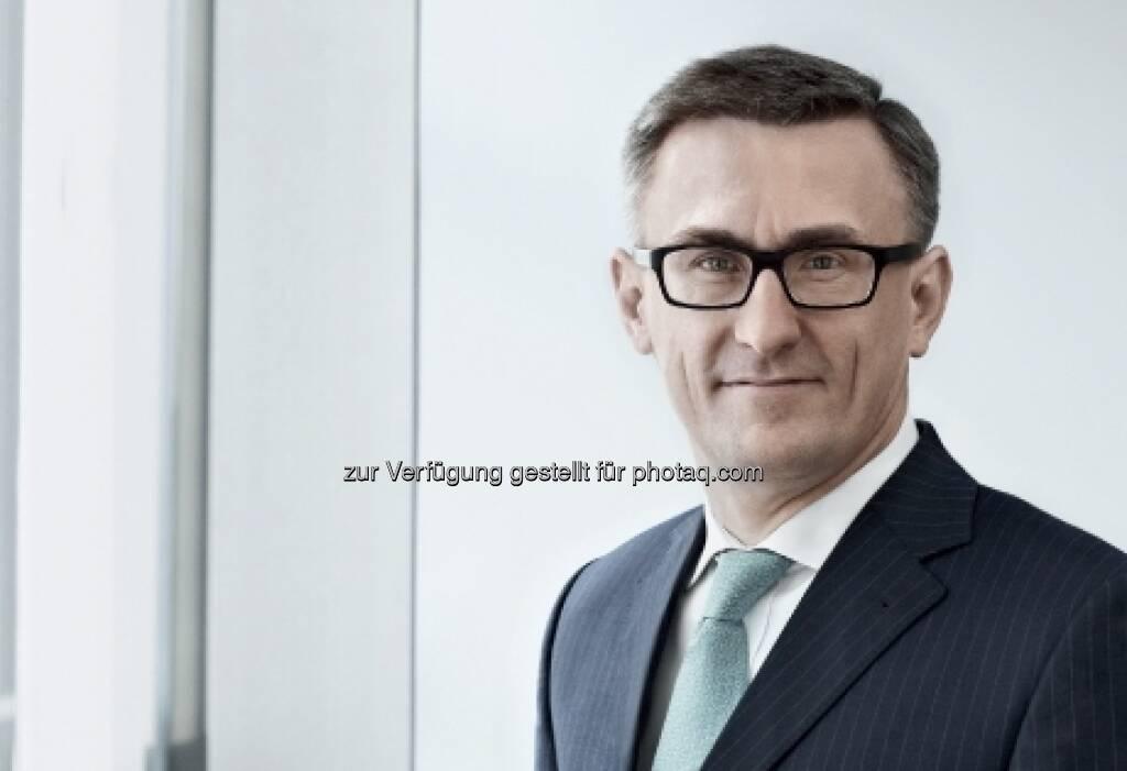 Für 5 Jahre wiederbestellt: Robert Ottel - Mitglied des Vorstandes der voestalpine AG / Finanzvorstand (CFO) der voestalpine AG (23.03.2013)