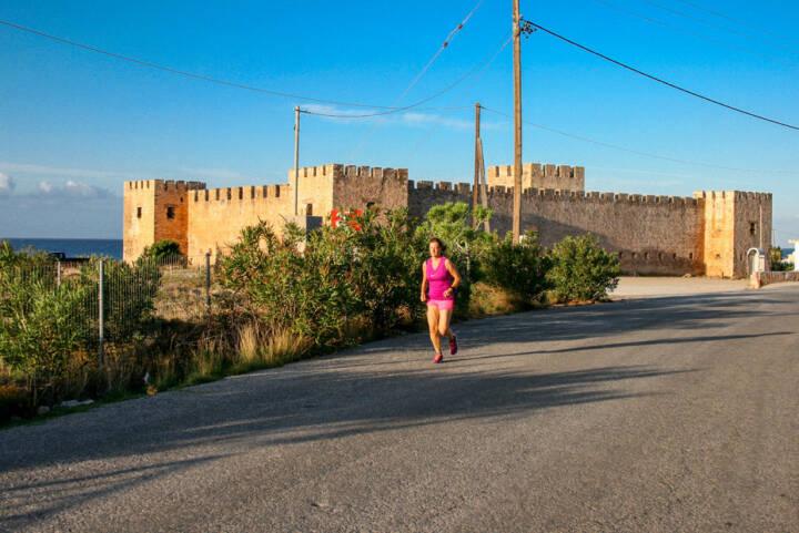 Frangokastello, Kastell, Fort, Kreta, Griechenland