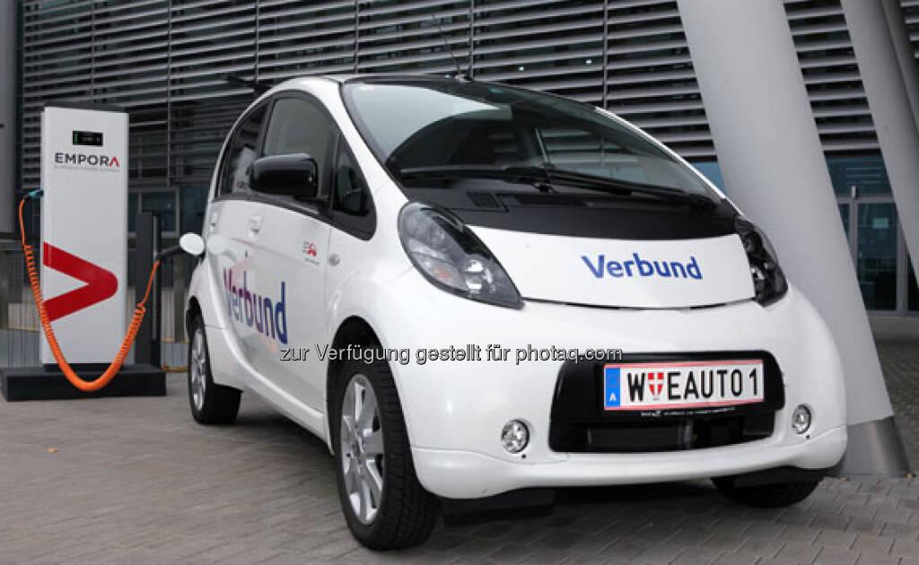 Verbund, Elektroauto, siehe http://www.verbund.com/bg/de/blog/2013/01/12/e-mobile-power-empora-elektromobilitaet (23.03.2013)