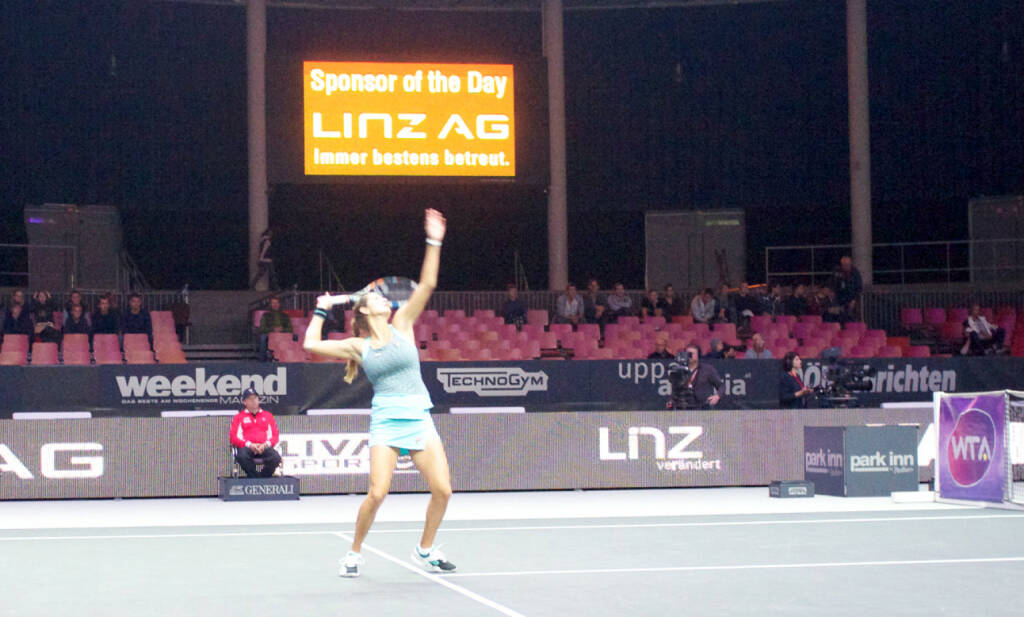 Julia Görges Smash (14.10.2015)
