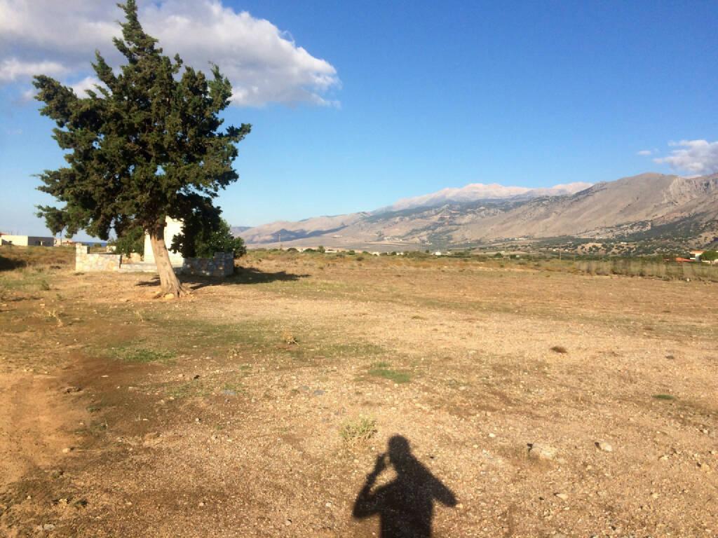 Selfie, Griechenland, Kreta, © Martina Draper (14.10.2015)