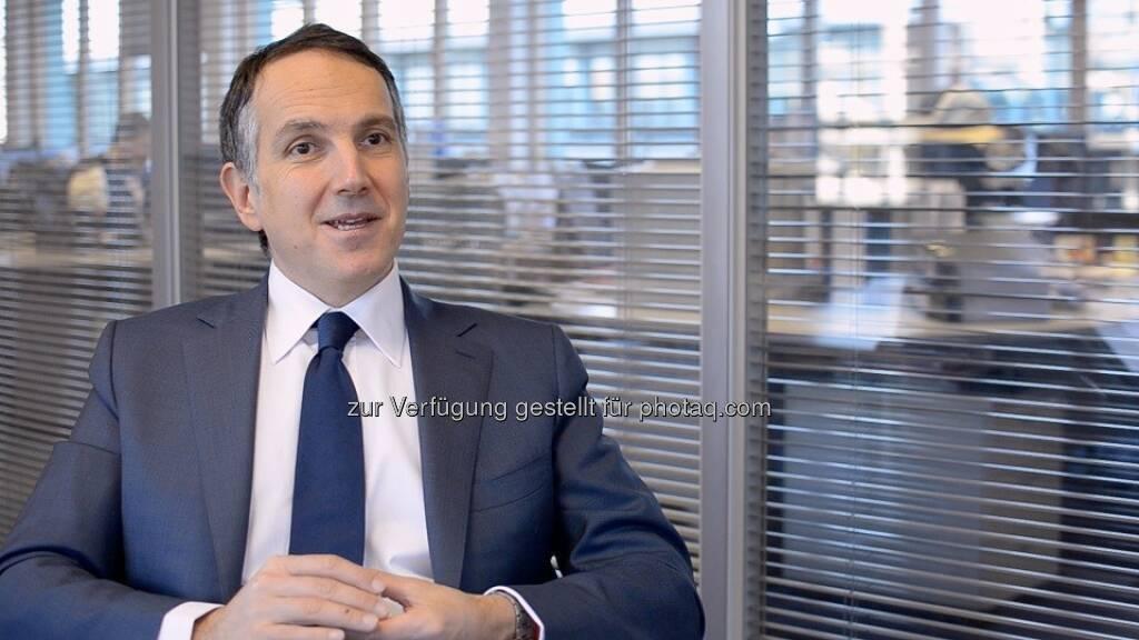 Furio Pietribiasi (Gamax Vorstandsvorsitzender): Gamax-Fonds überzeugen in volatilen Marktphasen : Qualitätsaktien sichern langfristigen Erfolg : Fotocredit: www.red-robin.de, © Aussender (15.10.2015)