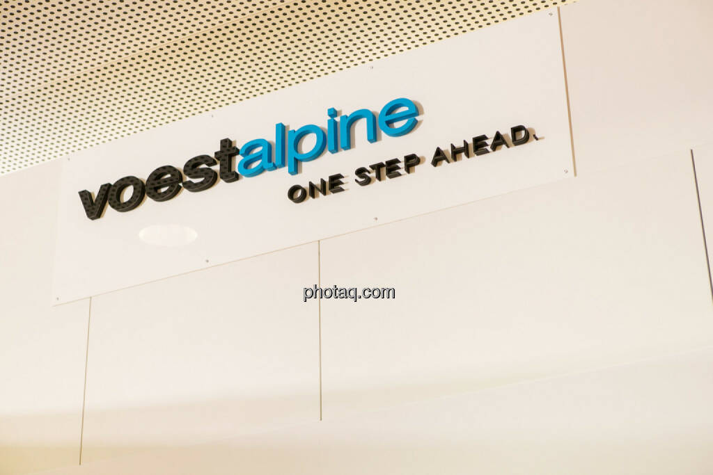 voestalpine, © Martina Draper/photaq (15.10.2015)