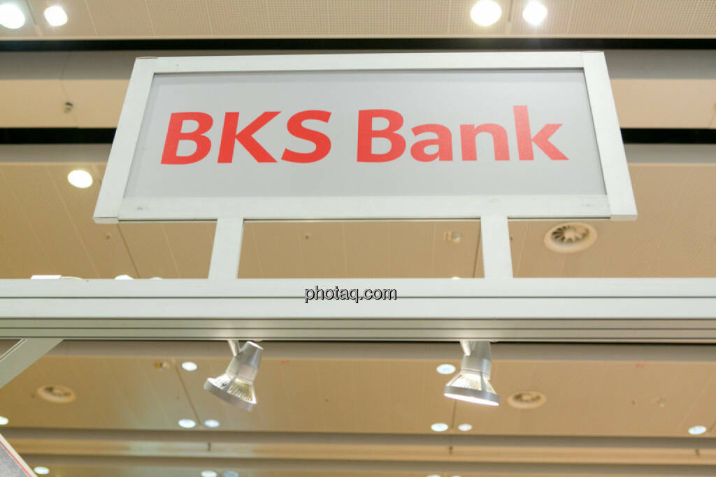 BKS Bank, © Martina Draper/photaq (15.10.2015)