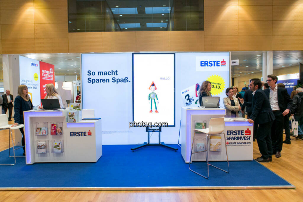 Erste, Erste Group, © Martina Draper/photaq (15.10.2015)