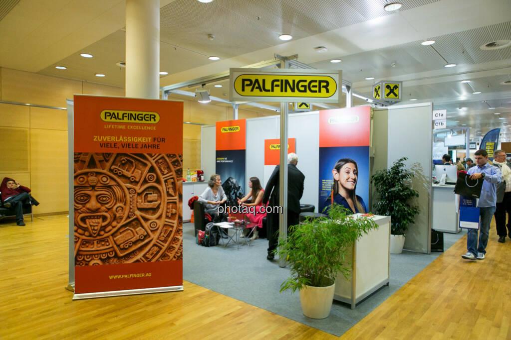 Palfinger, © Martina Draper/photaq (15.10.2015)