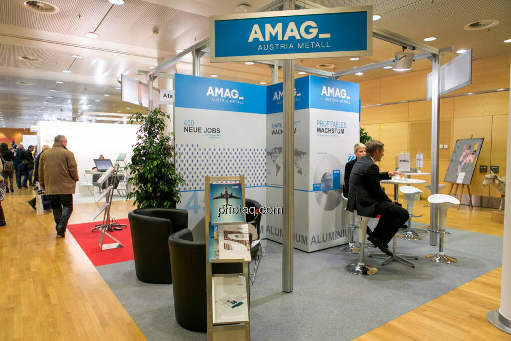 Amag, © Martina Draper/photaq (15.10.2015)