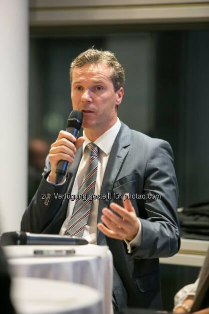 Christian Knill (CEO Knill Energy), © Martina Draper (16.10.2015)